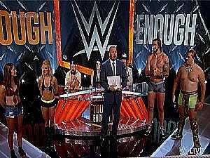Tough Enough : ��� � ���� �� ������ ��� WWE ��� ������ ������ ������ ������� !
