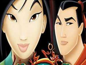 "���� �����: ""Mulan"" ����� ��� fox movies"