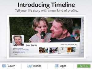 ���� �����: Facebook ���� ����� ������ ���� Timeline ������� ����������